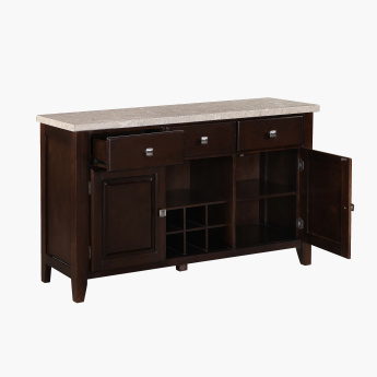 Arlington 2-Door Sideboard with 3-Drawers