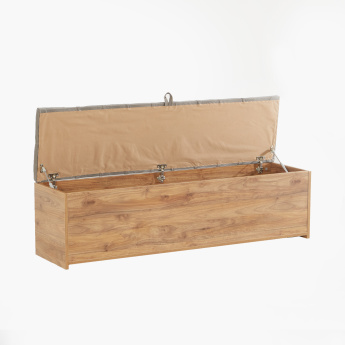 Burcham Bed Bench with Storage