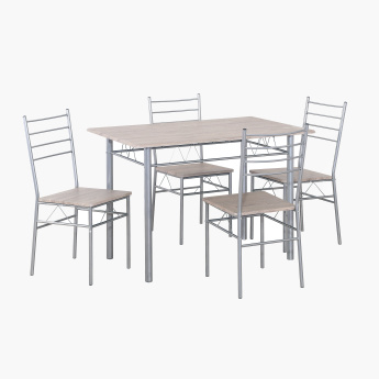 Novi 4-Seater Dining Set