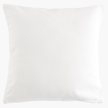 Amara Beaded Filled Cushion - 45x45 cms