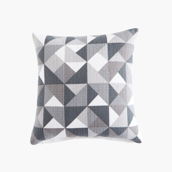 Vivid Printed Cushion Cover - 40x40 cms