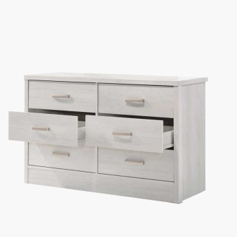 Belinda 6-Drawer Master Dresser without Mirror