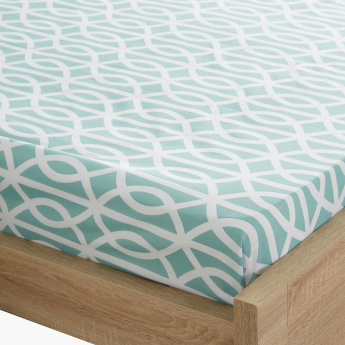 Atlanta Lauren 2-Piece Single Flat Sheet Set - 150x260 cms