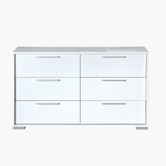 Fiona 6-Drawer Master Dresser without Mirror