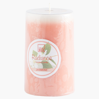 Radiance Pillar Candle