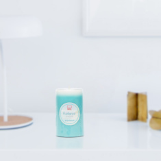 Radiance Sea Breeze Scented Pillar Candle