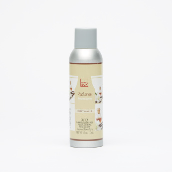 Radiance Sweet Vanilla Scented Room Spray - 177 ml
