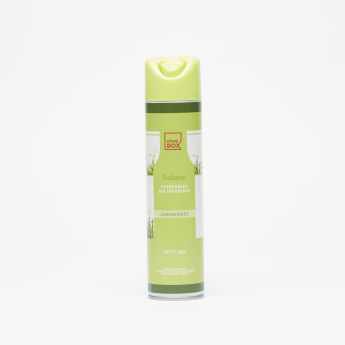 Radiance Lemongrass Scented Air Freshner - 300 ml