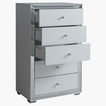 Hillary Chest of 5-Drawers