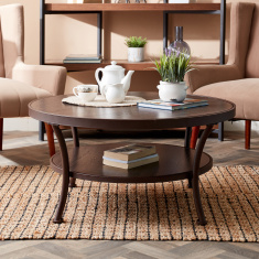 Apollo Round Coffee Table