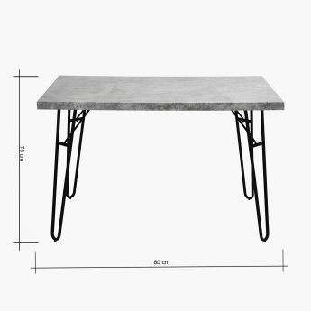 Grapiana 4-Seater Dining Table