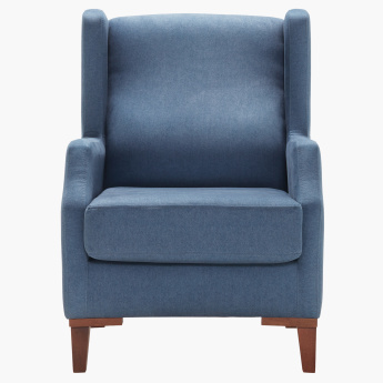 Morocco Armchair with Scatter Cushion