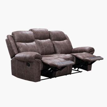 Rochester 3-Seater Recliner Sofa