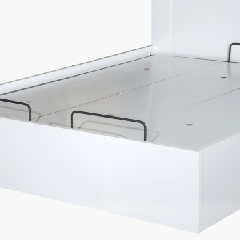 Sydney Hydraulic Queen Storage Bed - 150x200 cms