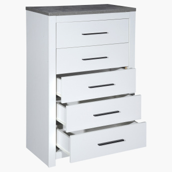 Sydney Chest of 5-Drawers