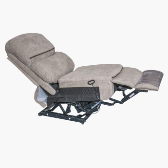 Angus 1-Seater Armless Chair with Recliner