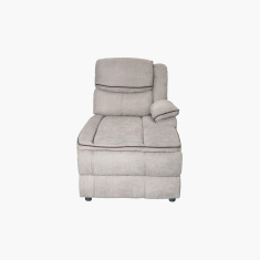 Angus 1-Seater Right Chaise with Recliner