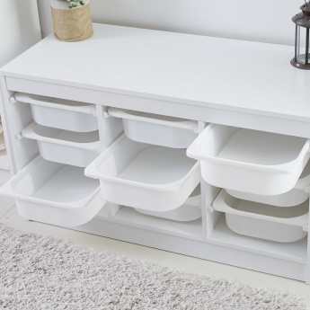 Olive Storage Unit with nine Removable Trays