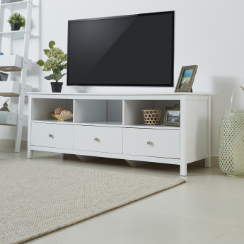 Montoya Low 3-Drawer TV Unit for TVs up to 70 inches