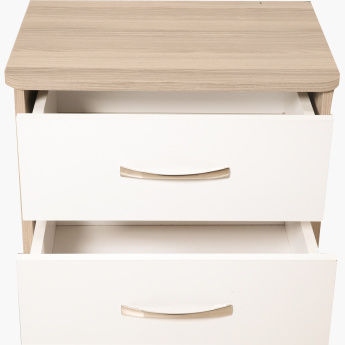 Lara 2-Drawer Nightstand