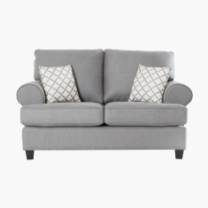 Donatella 2-Seater Sofa with Scatter Cushions