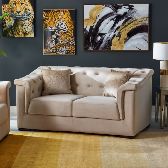 Cinderella 2-Seater Sofa with Scatter Cushions