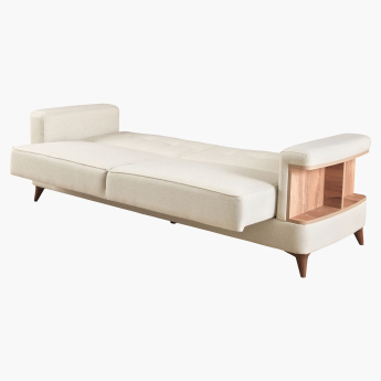 Santiago 3-Seater Sofa Bed with Storage and 4 Cushions