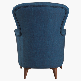 Santiago 1-Seater Armchair with Curved Arms