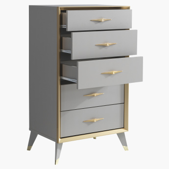 Mayfair Chest of 5-Drawers