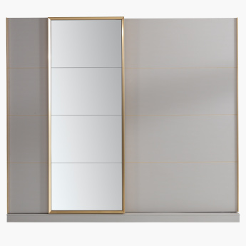 Mayfair Sliding Door Wardrobe with Mirror