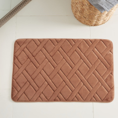 Essential Memory foam Bathmat - 50x80 cms