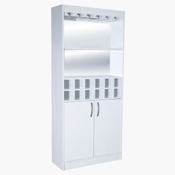 Vita Bar Cabinet with 2-Doors
