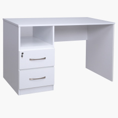 Lara 2-Drawer Study Desk