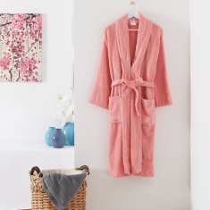 Essential Shawl Bathrobe - Large