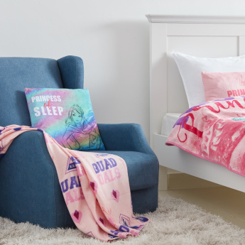 Princess Digital Printed Convertible Throw