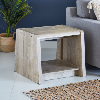 Curvy End Table