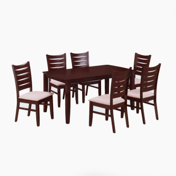 Simpson 6-Seater Dining Table Set