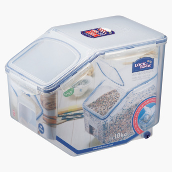 Lock & Lock Rice Case with Cup - 12 L