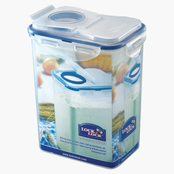 Lock & Lock Food Container with Flip Lid - 1.8 L