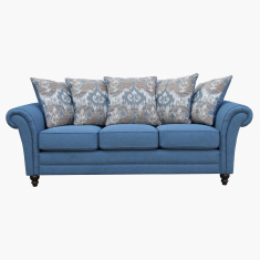 Harvest 3-Seater Sofa with Scatter Cushions