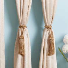 Elementary Curtain Tassel - Set of 2