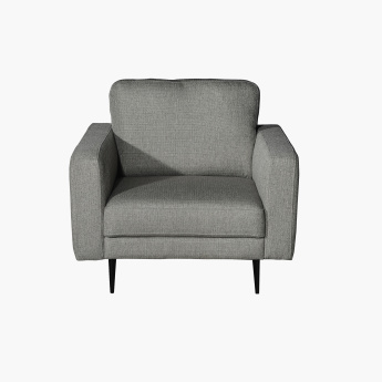 Vivid 1 Seater Sofa Chair With Square Arms