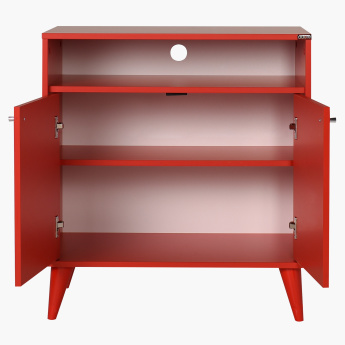 2-Door with Shelf and Multipurpose Sideboard
