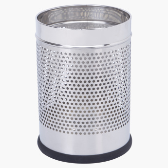 Sanity Cylindrical Perforated Waste Bin - 6 L
